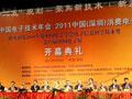 2011中国消费电子展开幕式