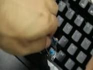 新贵GM360换轴演示