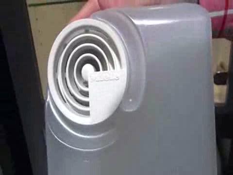 美诺洗衣机简单拆解展示