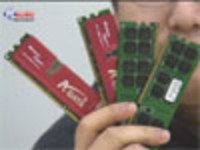 威刚VDATA 2GB DDR2 667(万紫千红)评测