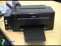 爱普生 L101喷墨打印机实测
